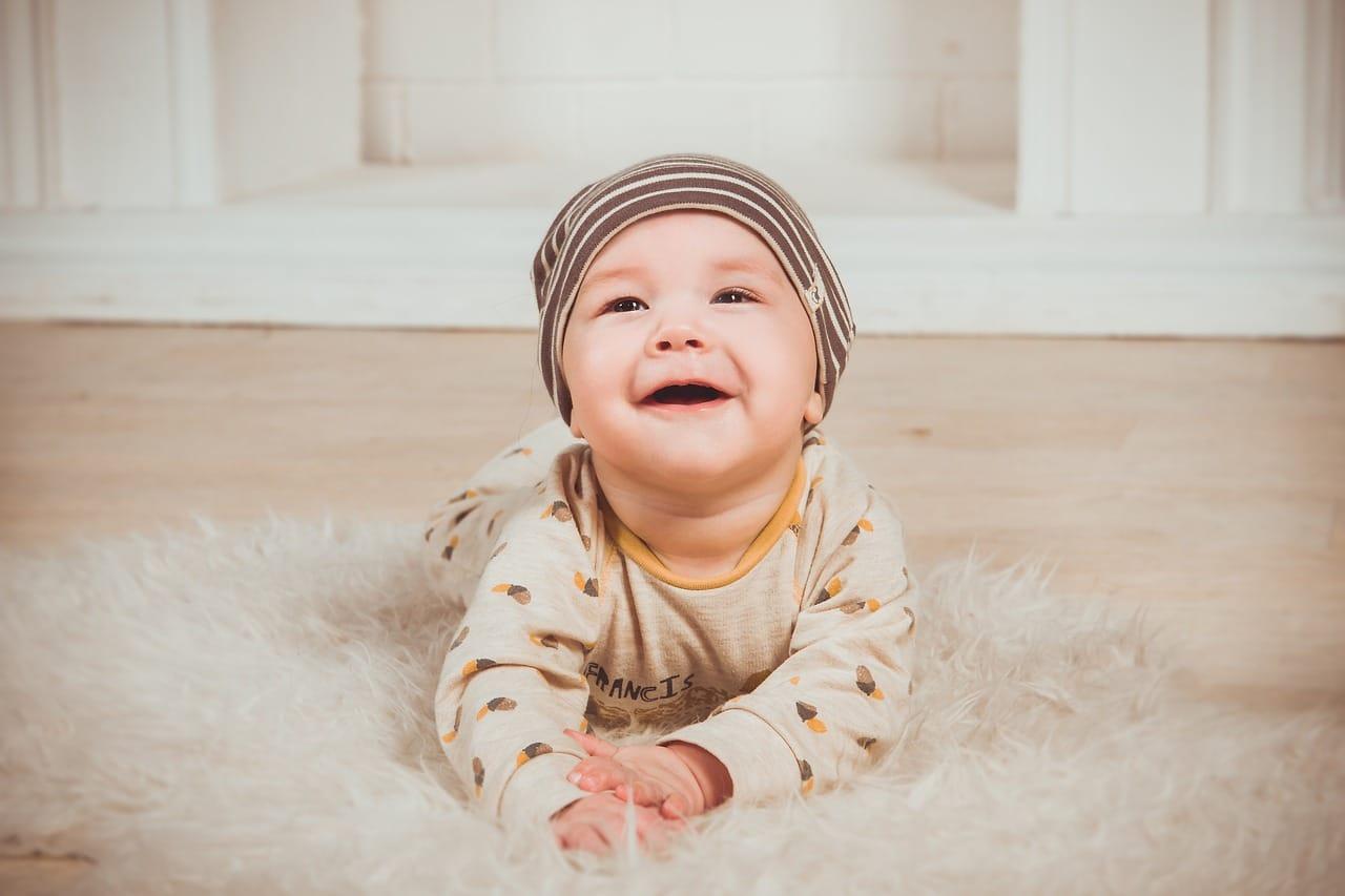 תינוק זוחל בחורף וקר? יש פתרון